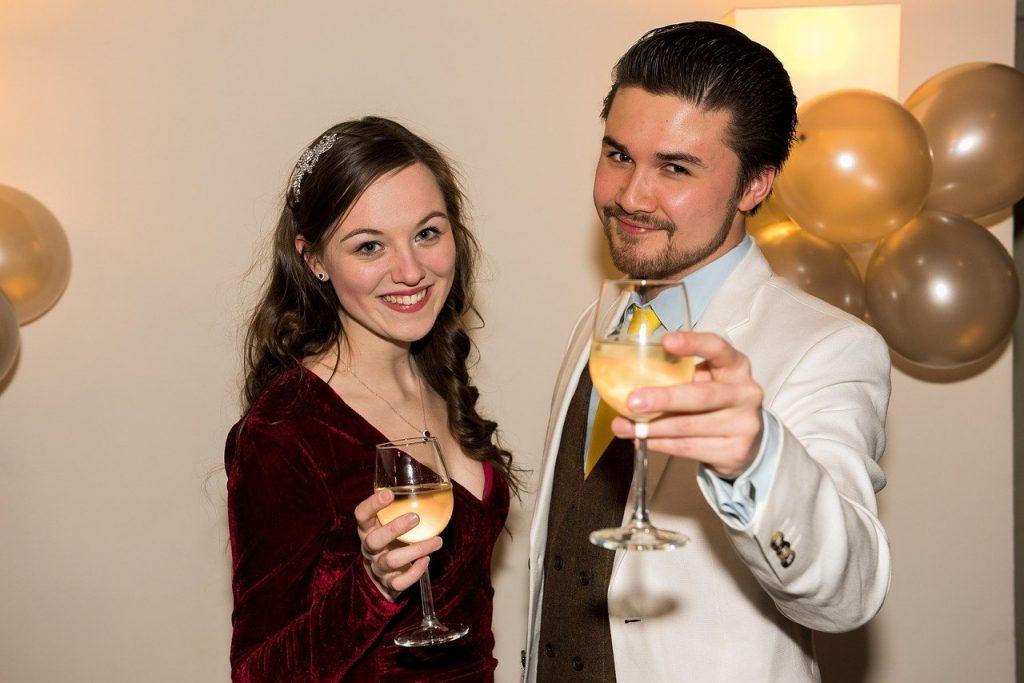 party, happy birthday, drink